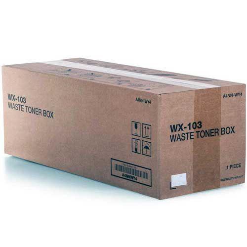 Бункер отработанного тонера WX-103, ineo+ 258, 308, 368