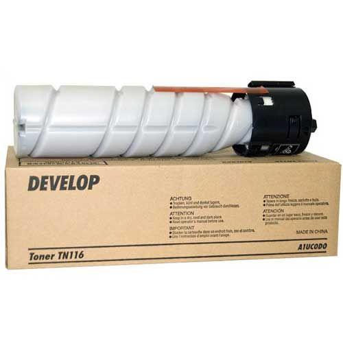 Тонер TN-116, Develop ineo 165, 185
