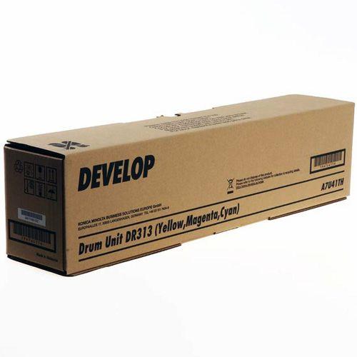 Фотобарабан DR-313 Develop ineo+ 258, 308, 368, 458, 558