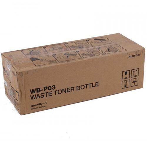 Бункер отработанного тонера WB-P03, ineo+ 35p, 35, 3110, 3100p