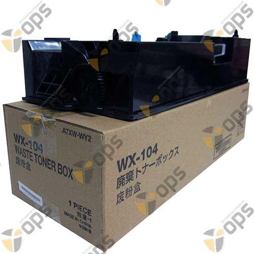 Бункер отработанного тонера WX-104 Develop ineo 227, 287, 367